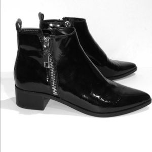 Dolce Vita Marra Patent Leather Boots